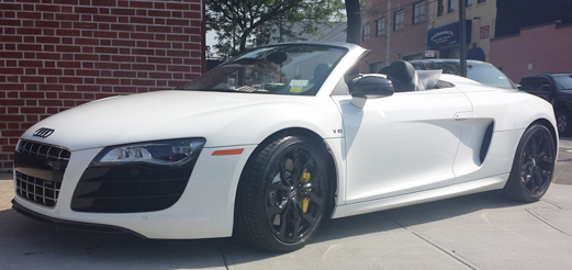 Precision Auto Works of LIC is NYC's independent I-Car Gold Class Certified and Audi experienced auto body shop.