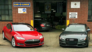 original body shop for certified auto body collision repair work in NYC.